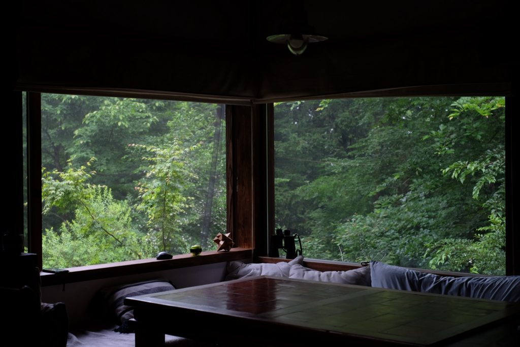初夏の軽井沢